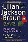 The Cat Who... Omnibus 06 (Books 19-21): The Cat Who Tailed a Thief / The Cat Who Sang for the Birds / The Cat Who Saw Stars