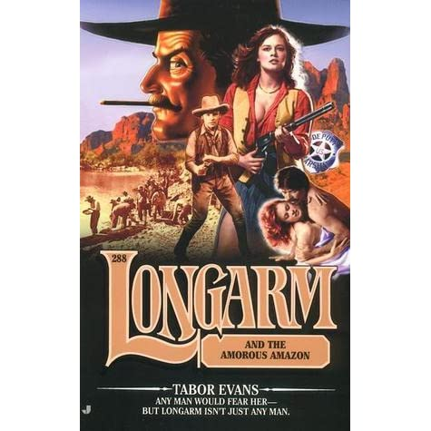 Longarm and the Amorous Amazon (Longarm, #) by Tabor Evans