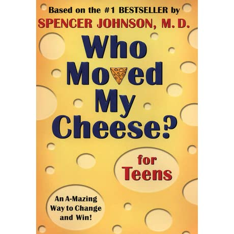 essay on the book who moved my cheese While the book addresses the fact of change in all aspects of our lives tom butler-bowdon: success classics who moved my cheese.