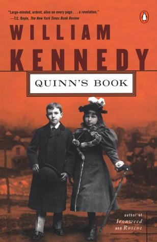 Quinns Book By William Kennedy