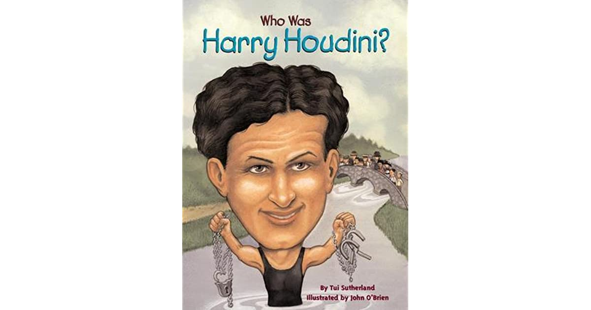 Read The Book Of Houdini By Harry Houdini