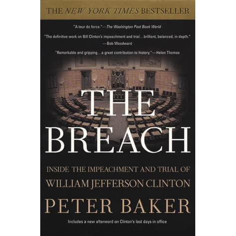 overview of clintons impeachment proceedings essay Impeachment is the ultiomate punishment for a presidentit is a long and complicated rout to removing a public official from office the constitutional process article ii, section 4 specifies the procedures to be used to remove a public official from office(cnn/all politics.