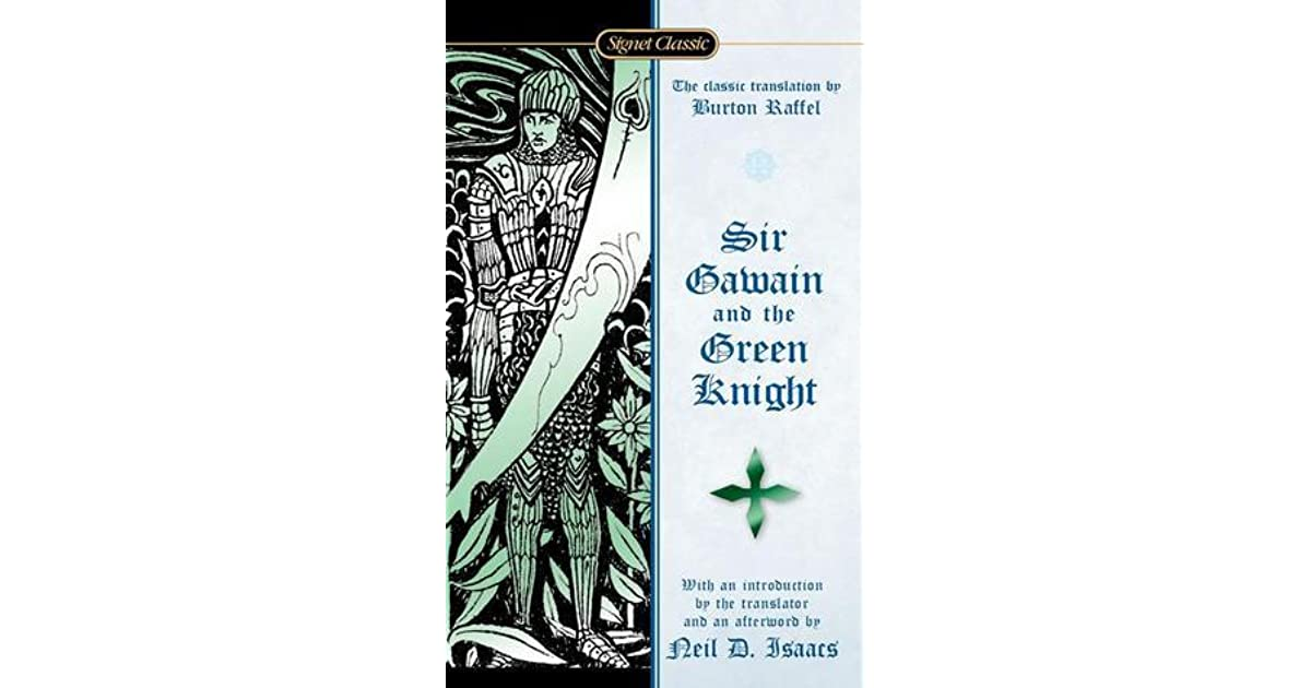 review of sir gawain and the green knight Written by an anonymous fourteenth-century poet, sir gawain and the green knight is recognized as an equal to chaucer's masterworks and to the great old english poems, beowulf included a green-skinned knight offers the knights of the round table a simple but deadly challenge—a challenge taken on by the brave sir gawain.