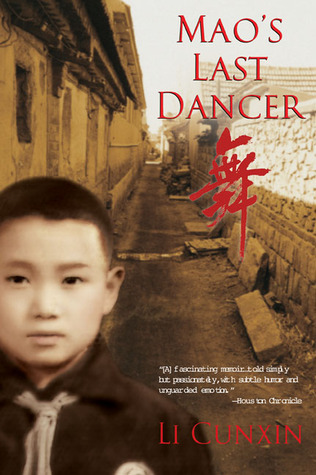 "Book cover of ""Mao's Last Dancer"" by Li Cunxin"