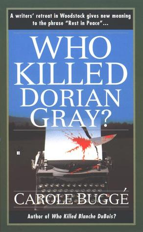 Who Killed Dorian Gray? (Claire Rawlings, #2)