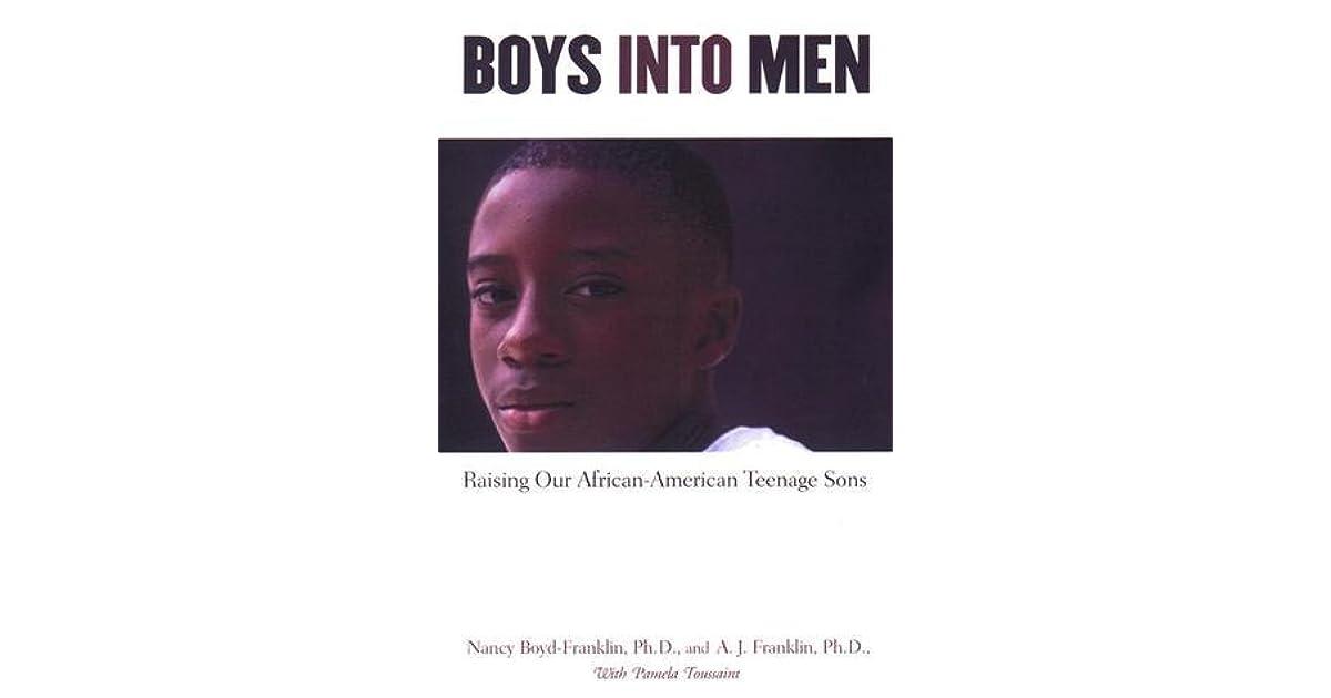 Drenge Into Mænd hæve vores African American teenage sønner-9926