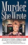 Murder in a Minor Key (Murder, She Wrote, #16)