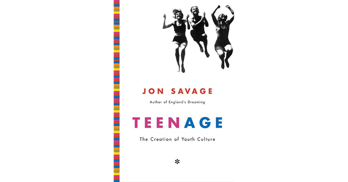 The Prehistory of Youth Culture Teenage 1875-1945