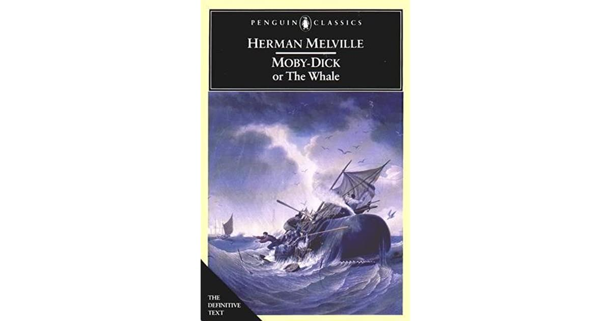 Opinion, evil ahab moby vs dick good for