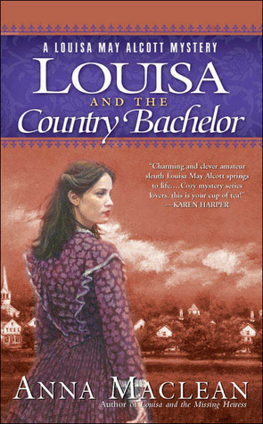 Louisa and the Country Bachelor by Anna Maclean (5 star review)