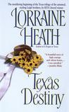 Texas Destiny (Texas Trilogy, #1)