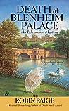 Death at Blenheim Palace (Kathryn Ardleigh, #11)