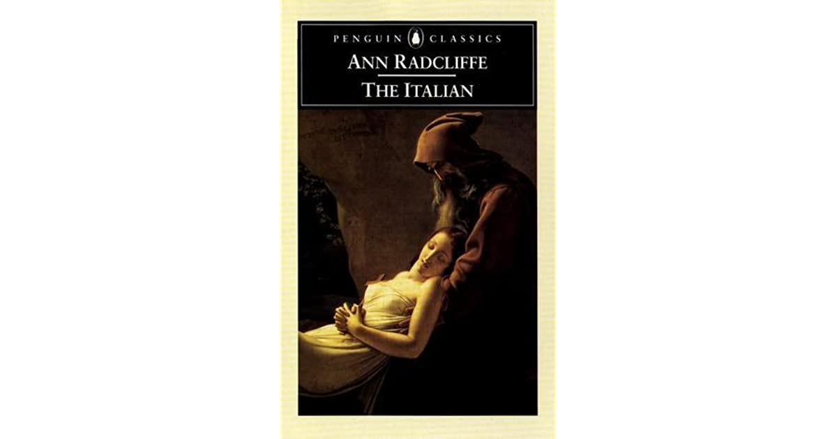 an analysis of ann radcliffes the italian