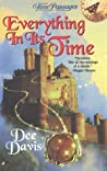 Everything in Its Time (Time After Time #1) by Dee Davis pdf book