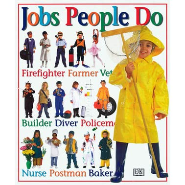 Jobs People Do by Christopher Maynard