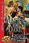 Maya's Triple Dare (Divine Creek Ranch, #6)