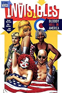 The Invisibles, Vol. 4: Bloody Hell in America