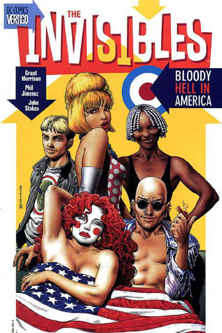 The Invisibles, Vol. 4 by Grant Morrison