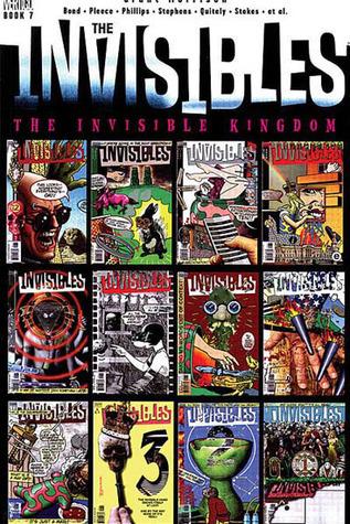 The Invisibles, Vol. 7: The Invisible Kingdom