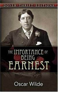 of earnest book being importance