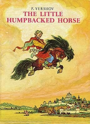 Fearless Ivan and His Faithful Horse Double-Hump A Russian Folk Tale