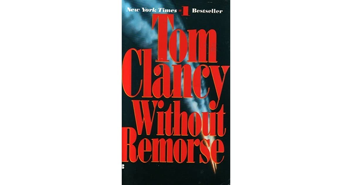 Tom Clancy Without Remorse Ebook