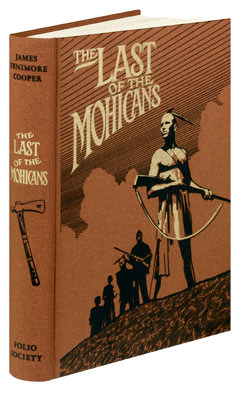 The Last of the Mohicans (Folio Society)