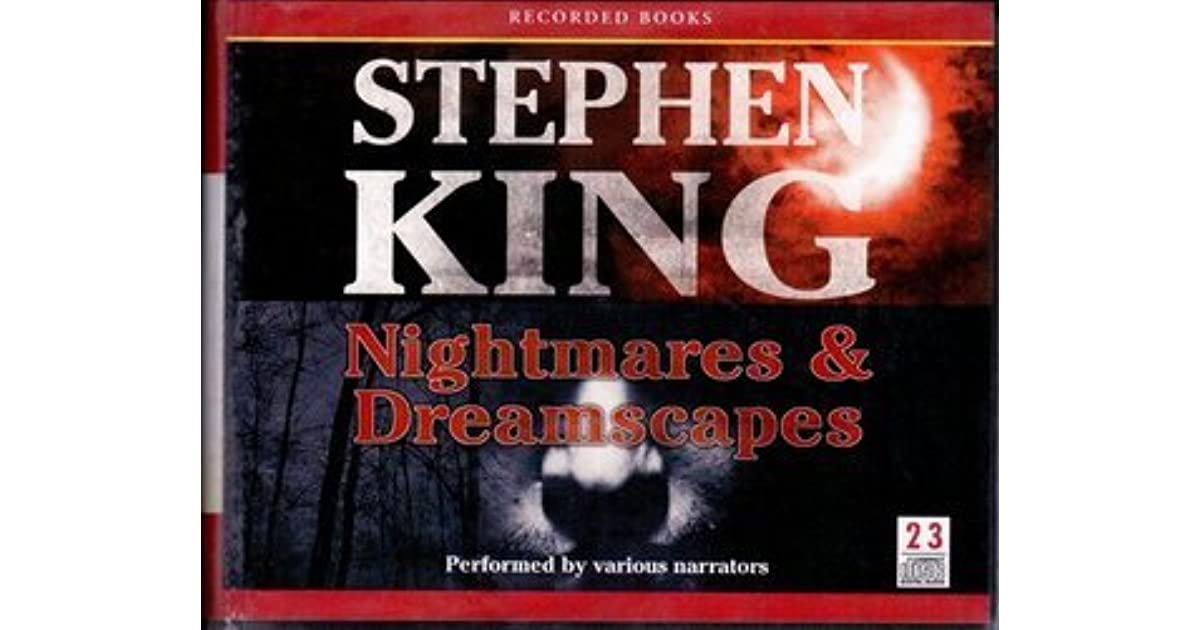 Nightmares And Dreamscapes Vols 1 3 By Stephen King 1 Star Ratings