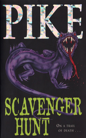Scavenger Hunt by Christopher Pike