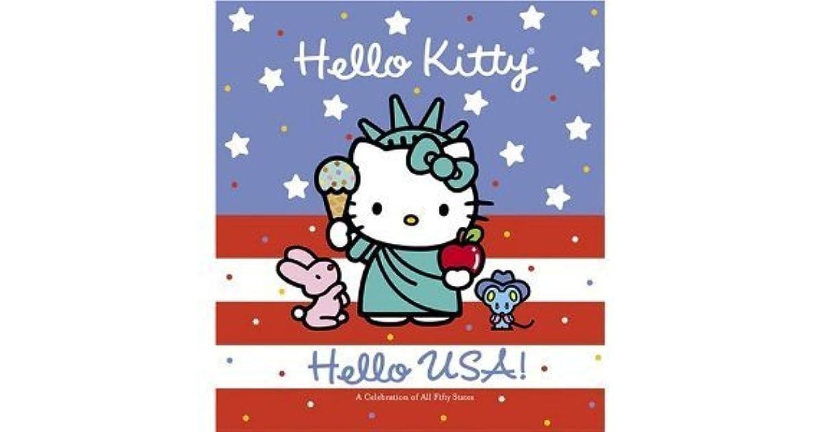 Hello Kitty Hello Usa By Higashi Glaser