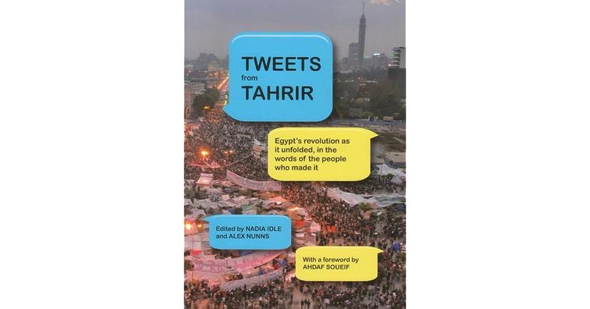 Tweets from tahrir by nadia idle fandeluxe Epub