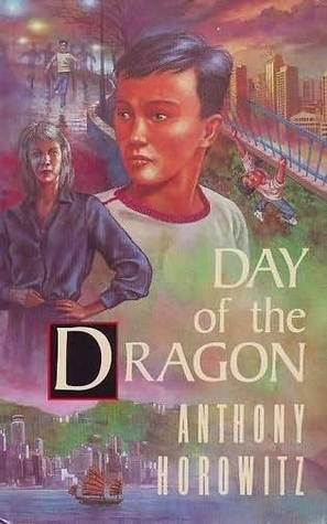 Day of the Dragon (Pentagram Chronicles, #4) by Anthony Horowitz