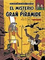 Las aventuras de Blake y Mortimer: El Misterio de la gran pirámide Tomo 1 de 2 (Las Aventuras de Blake y Mortimer #1)