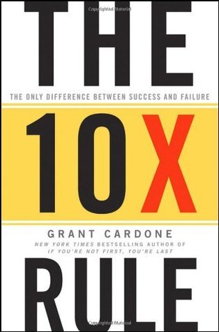 10X Rule  The Only Difference Between Success and Failure