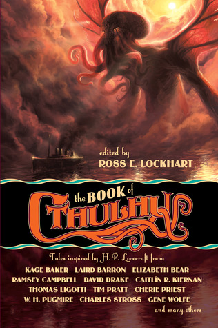 The Book of Cthulhu (The Book of Cthulhu, #1)
