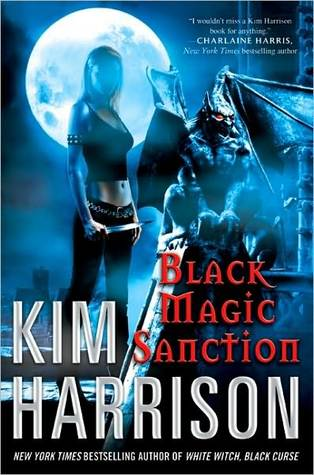 Black Magic Sanction (The Hollows, #8)