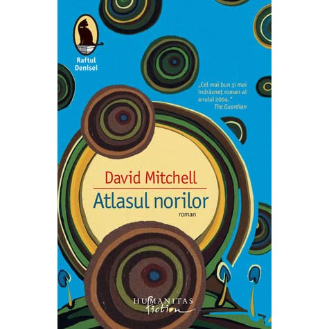 DAVID MITCHELL ATLASUL NORILOR EPUB