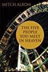 Meniti Bianglala - The Five People You Meet In Heaven by Mitch Albom