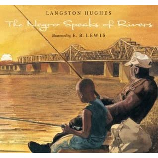 "langston hughs the negro speaks of As langston hughes tells it, he wrote ""the negro speaks of rivers"" (now  one of his most famous and widely anthologized poems)."
