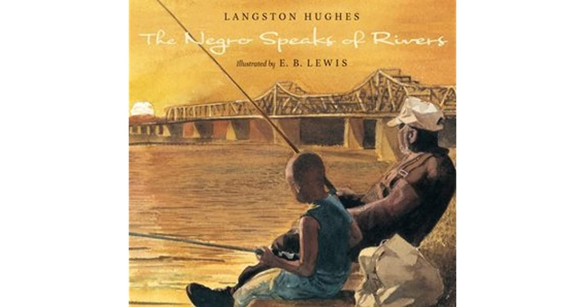 langston hughes speaks of rivers