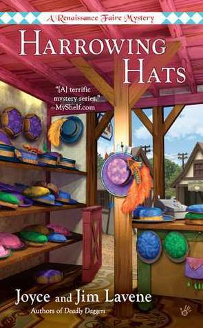 Harrowing Hats (A Renaissance Faire Mystery, #4)