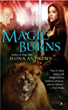 Magic Burns (Kate Daniels, #2) audiobook review