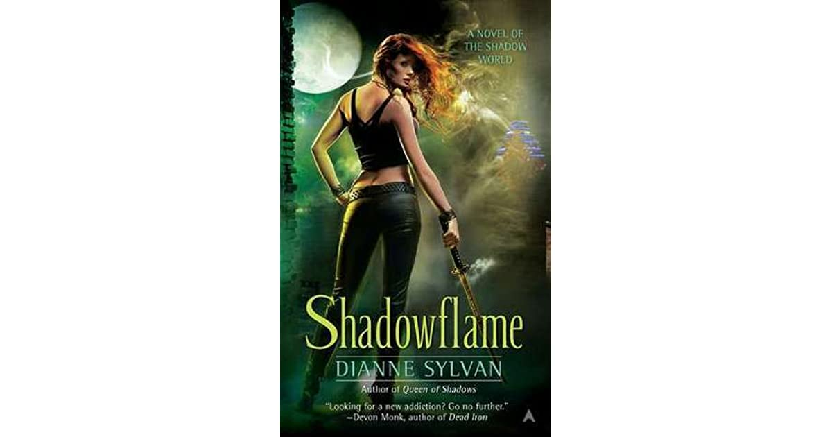 Shadowflame (Shadow World, #2) by Dianne Sylvan