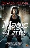 Magic on the Line (Allie Beckstrom, #7)