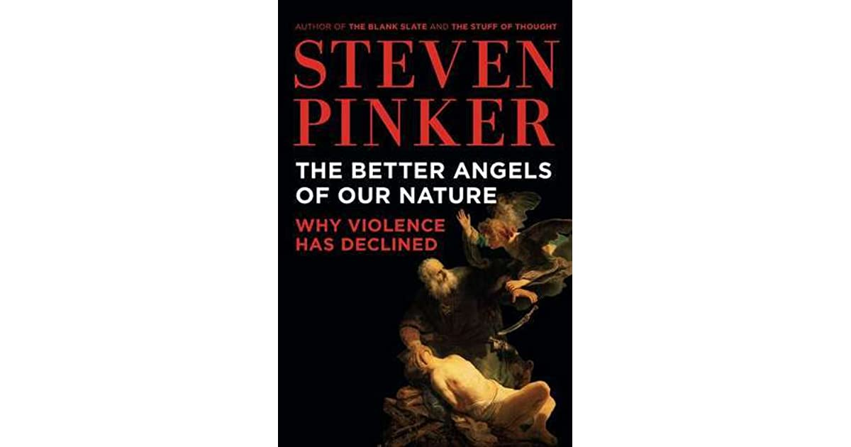Pinker pdf angels our steven the nature of better