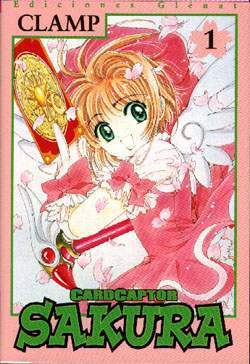 Cardcaptor Sakura, Vol  1 (Cardcaptor Sakura, #1) by CLAMP