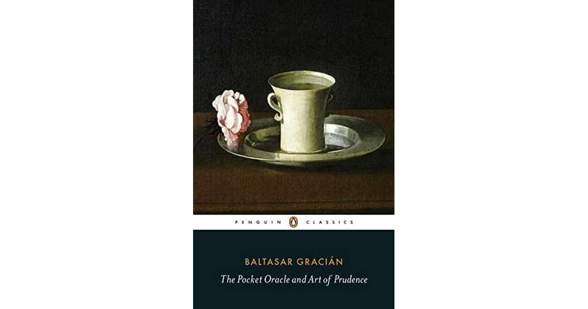 The Pocket Oracle and Art of Prudence