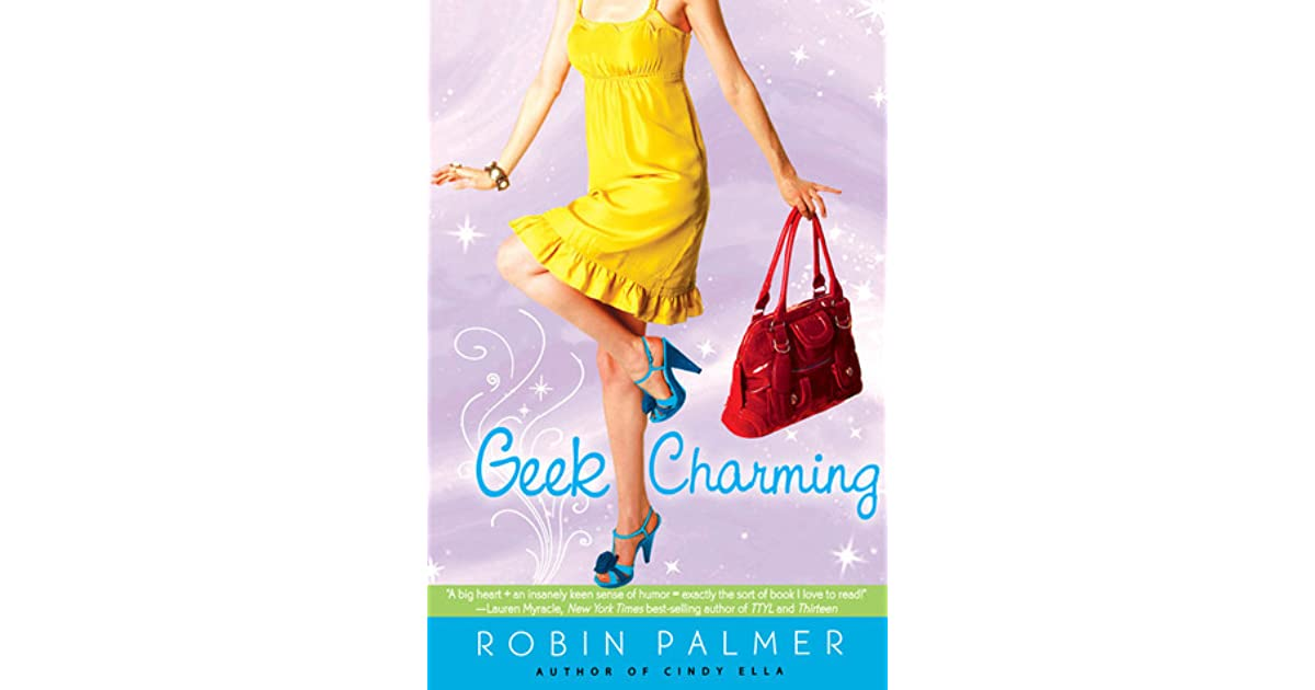 Geek Charming by Robin Palmer