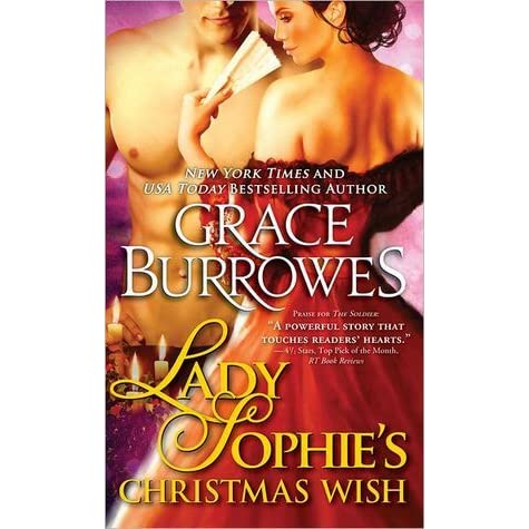 Lady Sophies Christmas Wish (Windham, Book 4)