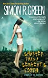 Sharper Than a Serpent's Tooth (Nightside, #6)